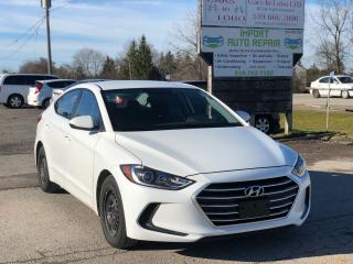 Used 2017 Hyundai Elantra LE for sale in Komoka, ON