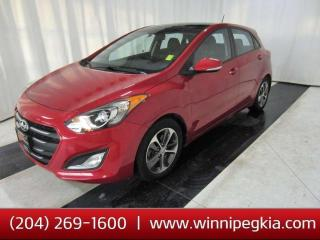 Used 2016 Hyundai Elantra GT GLS w/ Tech Pkg *Always Owned In MB!* for sale in Winnipeg, MB