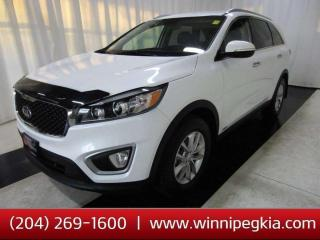 Used 2018 Kia Sorento LX AWD *Collision Free, Always Owned In MB!* for sale in Winnipeg, MB