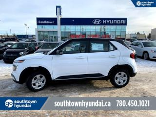 New 2021 Hyundai Venue Essential - Apple Carplay, Heated Front Seats, Back Up Cam for sale in Edmonton, AB