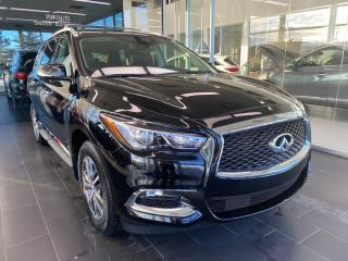 New 2020 Infiniti QX60 LIMITED EDITION for sale in Edmonton, AB