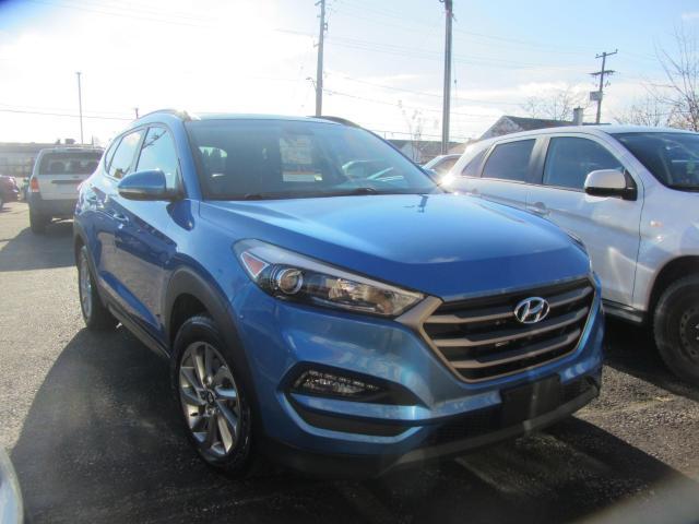2016 Hyundai Tucson AWD