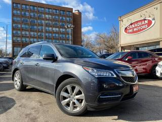 Used 2015 Acura MDX Elite Pkg for sale in Scarborough, ON
