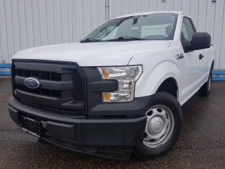 Used 2017 Ford F-150 XL LONG BOX for sale in Kitchener, ON