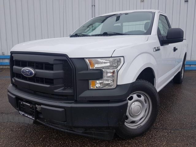 2017 Ford F-150 XL LONG BOX