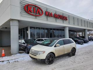 Used 2008 Ford Edge Limited for sale in Edmonton, AB