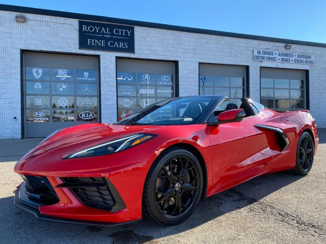 2020 Chevrolet Corvette 2LT Convertible w/Z51, Magnetic Ride