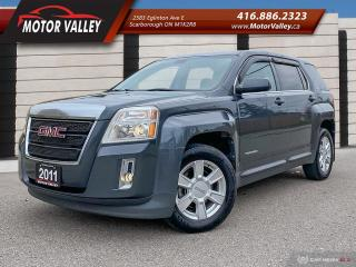 Used 2011 GMC Terrain AWD SLE-1 Only 096,581KM Back Camera - No Accident for sale in Scarborough, ON
