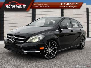 Used 2013 Mercedes-Benz B-Class B250 Sports Tourer Sunroof - No Accident! for sale in Scarborough, ON