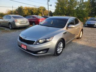 Used 2013 Kia Optima LX for sale in Stouffville, ON