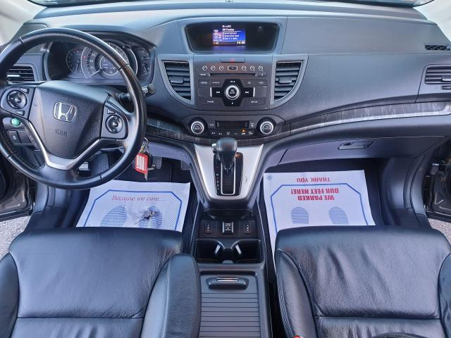 2012 Honda CR-V EX-L Photo11