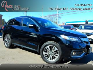 Used 2016 Acura RDX Elite Pkg.Navi.Camera.BlindSpot.Radar.ParkAssist for sale in Kitchener, ON