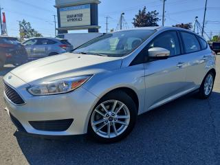 Used 2016 Ford Focus SE for sale in Ottawa, ON