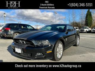 Used 2013 Ford Mustang V6 for sale in Surrey, BC