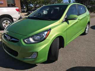 Used 2014 Hyundai Accent S/ROOF,ALLOY,B/TOOTH,SAFETY+3YEARS WARRANTY INCLUD for sale in Toronto, ON