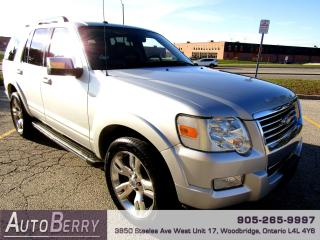 Used 2010 Ford Explorer Limited - AWD - 7 Passenger for sale in Woodbridge, ON
