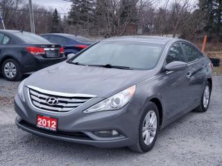 Used 2012 Hyundai Sonata GLS SPORT POWER SUNROOF for sale in Stouffville, ON