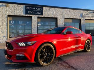 Used 2016 Ford Mustang V6 FASTBACK Clean Carfax Heated Seat Roush Exhaust for sale in Guelph, ON