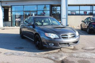 Used 2008 Subaru Legacy 2.5GT spec.B for sale in Calgary, AB