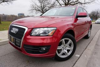 Used 2011 Audi Q5 2.0T / STUNNING COLOUR / PANO ROOF / PREMIUM PLUS for sale in Etobicoke, ON