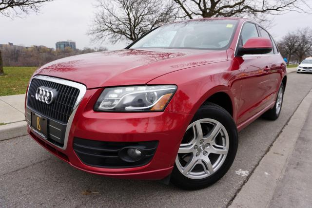 2011 Audi Q5 2.0T / STUNNING COLOUR / PANO ROOF / PREMIUM PLUS