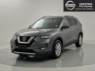 Used 2017 Nissan Rogue SV Tech PKG | Nav | Remote Start | 360 Camera for sale in Winnipeg, MB