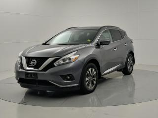 Used 2017 Nissan Murano SV AWD | Nav | Remote Starter | Heated seats/Steering wheel for sale in Winnipeg, MB