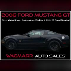 Used 2006 Ford Mustang GT for sale in Kingston, ON