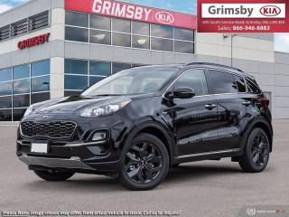 New 2021 Kia Sportage for sale in Grimsby, ON