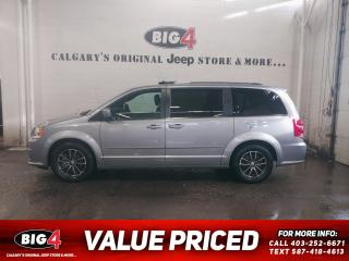 Used 2016 Dodge Grand Caravan SE/SXT Premium Plus FWD for sale in Calgary, AB