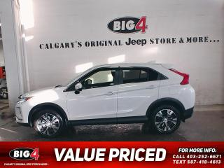 Used 2019 Mitsubishi Eclipse Cross ES for sale in Calgary, AB
