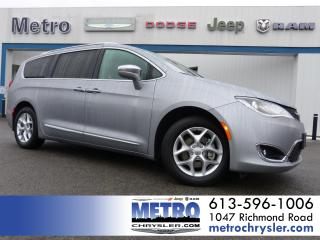 Used 2020 Chrysler Pacifica Limited for sale in Ottawa, ON