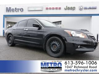 Used 2012 Honda Accord EX-L V6 Navi (A5) 2 Sets of Tires for sale in Ottawa, ON