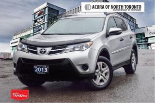 Used 2013 Toyota RAV4 AWD LE for sale in Thornhill, ON