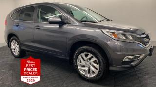 Used 2016 Honda CR-V AWD SE *HTD SEATS - REAR CAMERA - ONLY 38,000KM'S* for sale in Winnipeg, MB