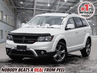 Used 2016 Dodge Journey Crossroad for sale in Mississauga, ON