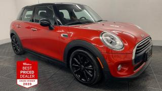 Used 2016 MINI Cooper Hardtop 5dr HB *NAVIGATION - PANORAMIC - HEATED LEATHER* for sale in Winnipeg, MB