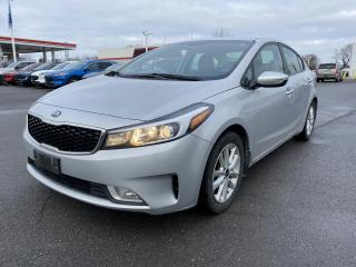 Used 2018 Kia Forte LX - SEAT HEAT, BLUETOOTH, AC for sale in Kingston, ON
