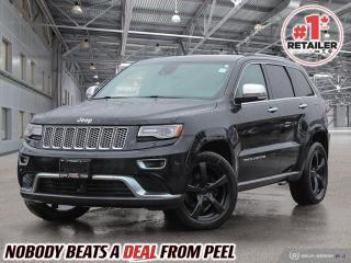 Used 2014 Jeep Grand Cherokee Summit for sale in Mississauga, ON