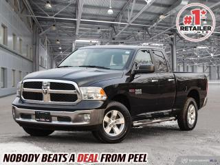 Used 2017 RAM 1500 SLT for sale in Mississauga, ON