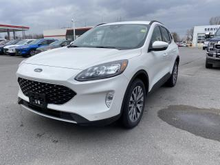 New 2020 Ford Escape Titanium Hybrid for sale in Kingston, ON
