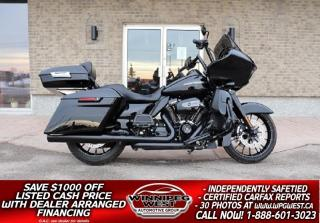 Used 2018 Harley-Davidson FLTRXS  Road Glide Special LOTS OF $$ SPENT ON EXTRAS AND UPGRADES, FLAWLESS for sale in Headingley, MB