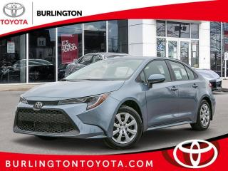 New 2021 Toyota Corolla LE CVT for sale in Burlington, ON