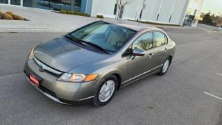 Used 2008 Honda Civic Hybrid 4dr Sdn for sale in Mississauga, ON
