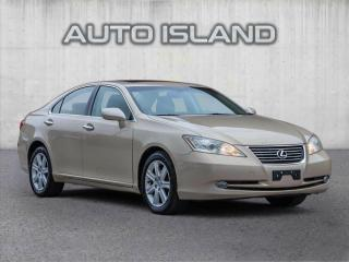 Used 2008 Lexus ES 350 4dr Sdn for sale in North York, ON