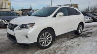 Used 2015 Lexus RX 350 AWD 4dr for sale in Calgary, AB