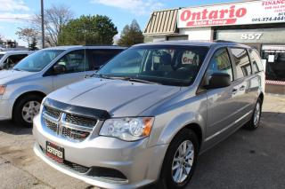 Used 2013 Dodge Grand Caravan Full stow & go Power sliding and tailgate for sale in Mississauga, ON