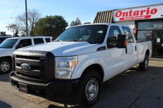 Used 2016 Ford F-250 Super Duty Crew Cab 8FT LongBox Power options Rear wheel Locking option for sale in Mississauga, ON