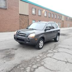 Used 2009 Hyundai Tucson GLS   CERTIFIED   WARRANTY for sale in Richmond Hill, ON