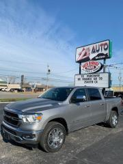Used 2019 RAM 1500 BIG Horn Crew CAB SWB 4WD for sale in Windsor, ON